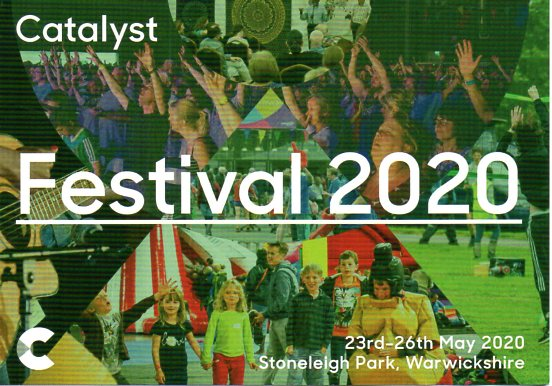 2020 Catalyst Festival front